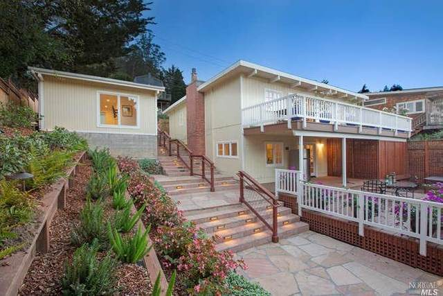 822 Spring Drive, Mill Valley, CA 94941 (#22025122) :: Corcoran Global Living
