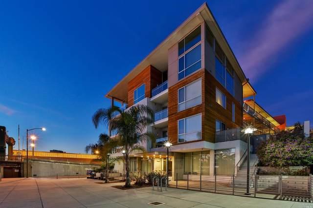 340 29th Avenue #407, Oakland, CA 94601 (#22025262) :: Hiraeth Homes