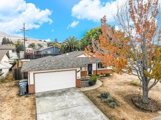 100 Benjamin Street, Vallejo, CA 94589 (#22025282) :: HomShip