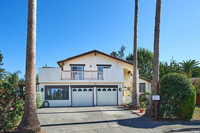 4680 Flax Court, Rohnert Park, CA 94928 (#22025361) :: Rapisarda Real Estate