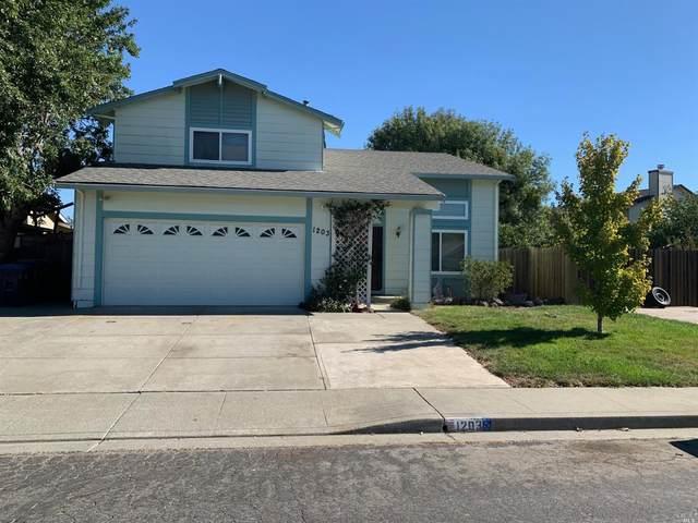 1203 Rebecca Drive, Suisun City, CA 94585 (#22025909) :: Rapisarda Real Estate