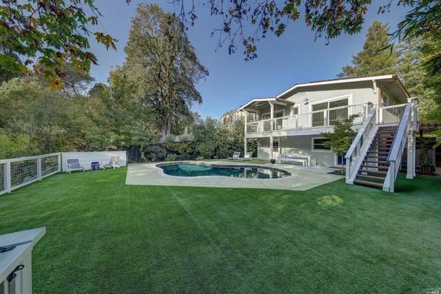 55 Sir Francis Drake Boulevard, Ross, CA 94957 (#22026115) :: Hiraeth Homes