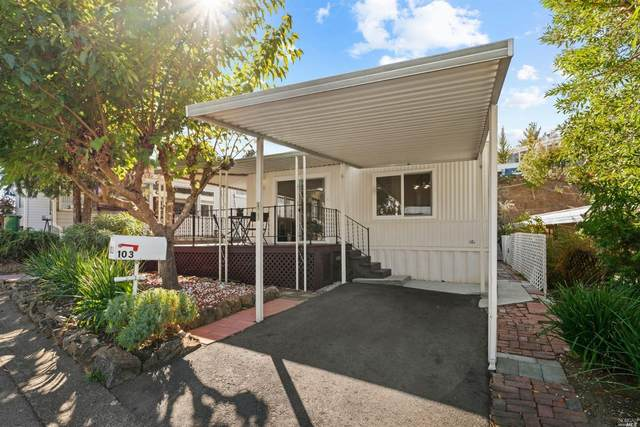 103 Marin Valley Drive, Novato, CA 94949 (#22026298) :: Lisa Perotti | Corcoran Global Living
