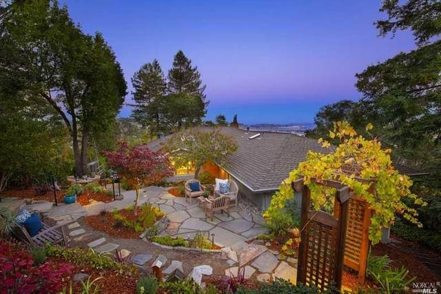 141 Hill Path, Corte Madera, CA 94925 (#22026701) :: Team O'Brien Real Estate
