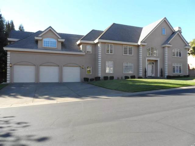 933 Eastridge Drive, Fairfield, CA 94534 (#22027482) :: Rapisarda Real Estate