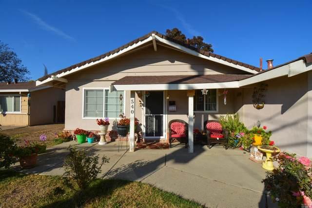 540 W H Street, Dixon, CA 95620 (#22027769) :: Golden Gate Sotheby's International Realty