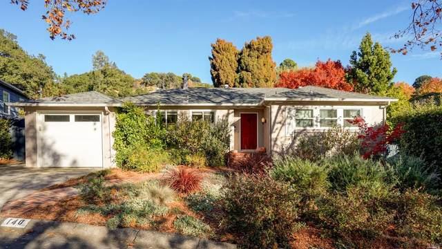 140 Hilldale Drive, San Anselmo, CA 94960 (#22028418) :: RE/MAX GOLD