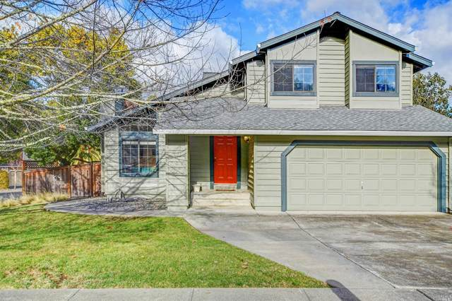 2022 W Myrtle Street, Calistoga, CA 94515 (#22028530) :: Lisa Perotti | Corcoran Global Living