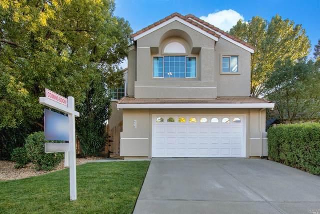 930 Bluewater Drive, Vacaville, CA 95688 (#22028557) :: Rapisarda Real Estate