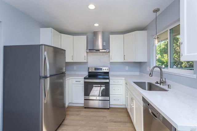 2160-2162 Marin Street #2, Napa, CA 94559 (#22028601) :: Jimmy Castro Real Estate Group