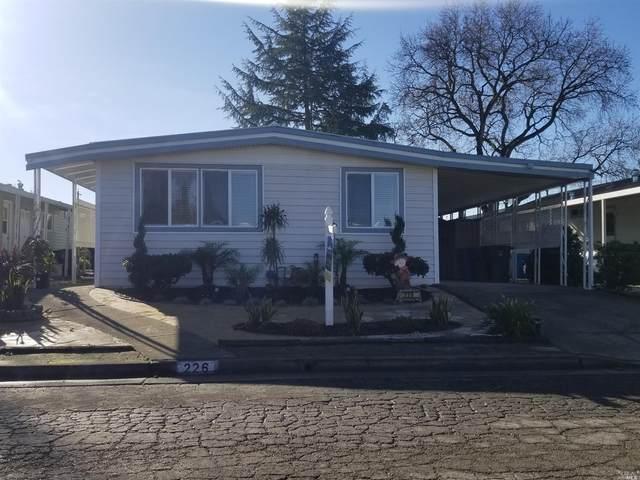 226 Regency Court, Santa Rosa, CA 95401 (#22030028) :: Hiraeth Homes