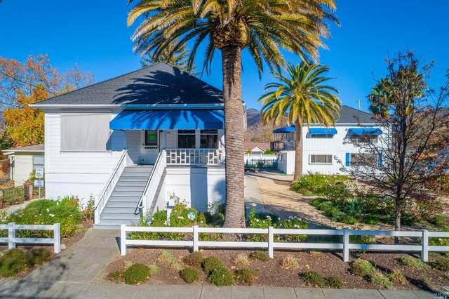 1406 Fair Way, Calistoga, CA 94515 (#22030389) :: Jimmy Castro Real Estate Group