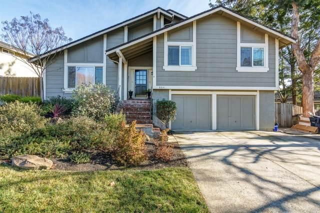 864 Rose Drive, Benicia, CA 94510 (#22030807) :: Rapisarda Real Estate