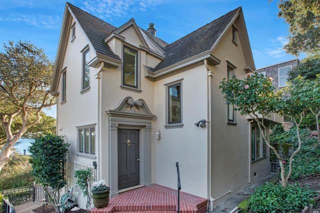 117 Harrison Avenue, Sausalito, CA 94965 (#22031200) :: Team O'Brien Real Estate