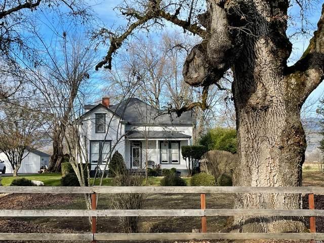9200 Main Street, Potter Valley, CA 95469 (#22031629) :: Golden Gate Sotheby's International Realty