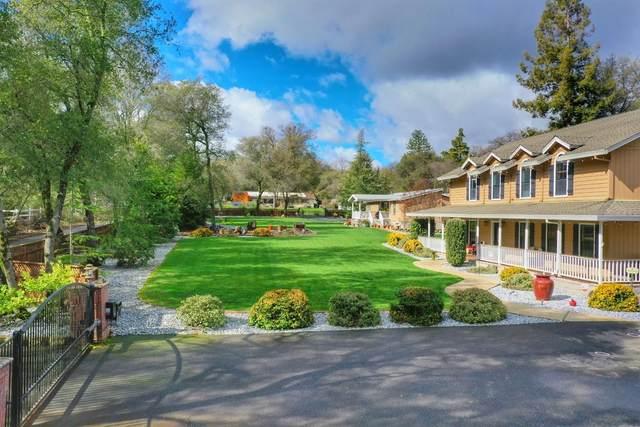 3785 Many Oaks Lane, Shingle Springs, CA 95682 (#20073136) :: Hiraeth Homes