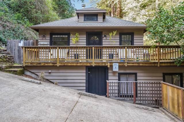 35 Cascade Way, Mill Valley, CA 94941 (#22025742) :: Lisa Perotti | Corcoran Global Living