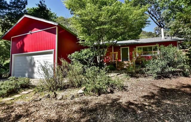 132 Ridgecrest Drive, Napa, CA 94558 (#22029868) :: Rapisarda Real Estate