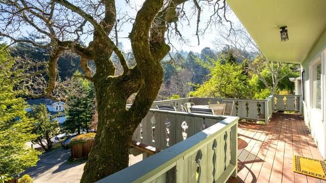 36 Frances Avenue, Larkspur, CA 94939 (#22030760) :: Golden Gate Sotheby's International Realty