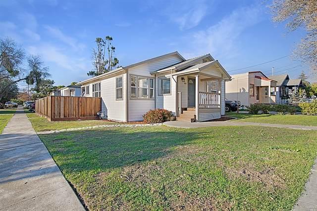 1001 E 5th Street, Benicia, CA 94510 (#22031762) :: Team O'Brien Real Estate