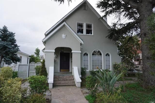 733 York Street, Vallejo, CA 94590 (#22033083) :: Team O'Brien Real Estate
