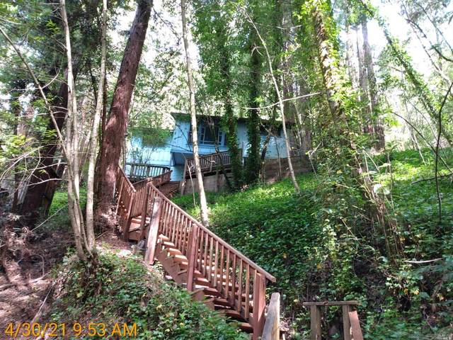 14900 Canyon 1 Road, Guerneville, CA 95446 (#22034046) :: RE/MAX GOLD