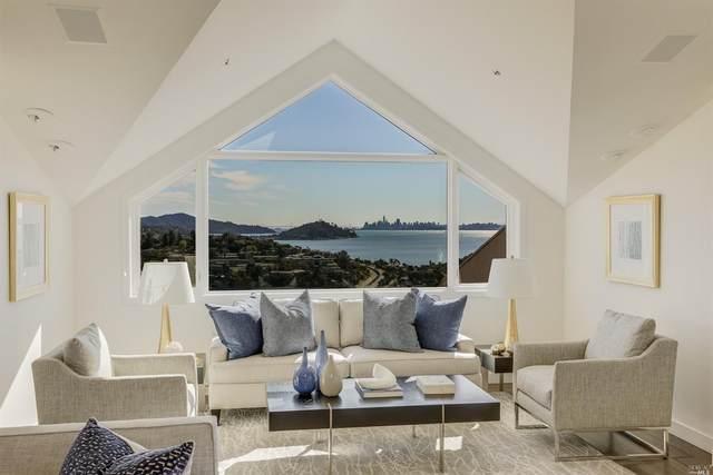 73 Via Los Altos, Tiburon, CA 94920 (#321004779) :: Jimmy Castro Real Estate Group