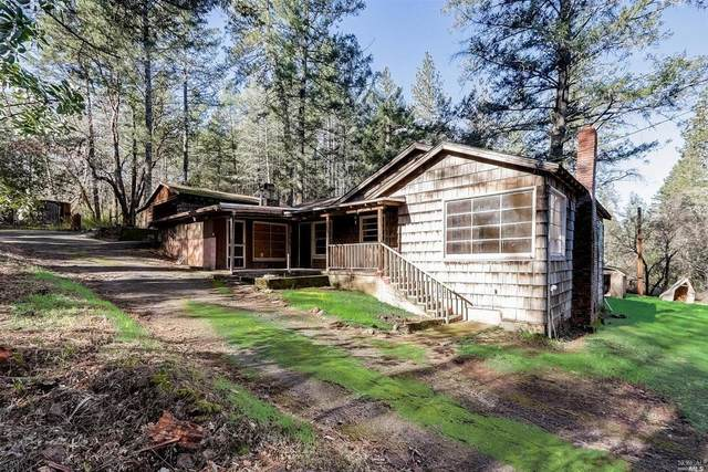975 Howell Mountain Road, Angwin, CA 94508 (#321006370) :: Golden Gate Sotheby's International Realty