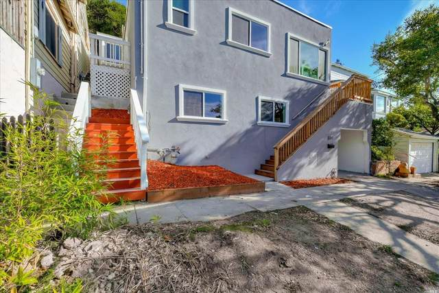 389 Oceanview Avenue, Kensington, CA 94707 (#321006413) :: The Lucas Group