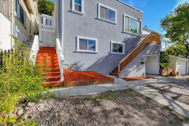 389 Oceanview Avenue, Kensington, CA 94707 (#321006413) :: Hiraeth Homes