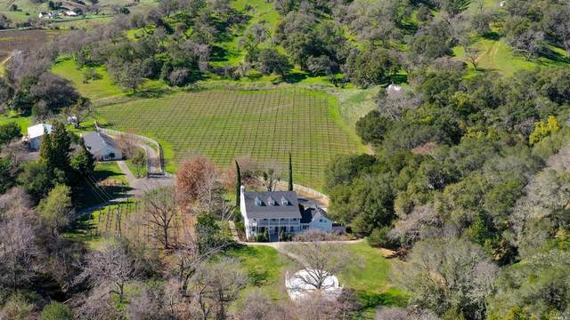 1080 Wooden Valley Cross Road, Napa, CA 94558 (#321009912) :: The Abramowicz Group