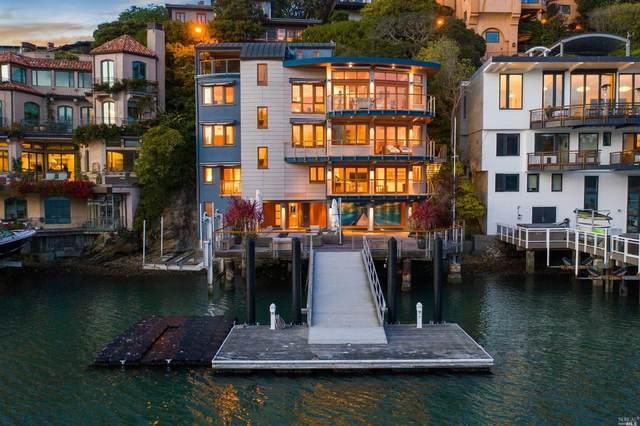 27 Bellevue Avenue, Belvedere, CA 94920 (#321010206) :: Intero Real Estate Services