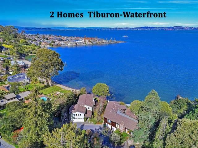 20 Old Landing Road, Tiburon, CA 94920 (#321019523) :: Rapisarda Real Estate