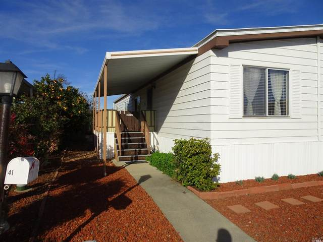 41 Bel Air Circle, Fairfield, CA 94533 (#22031093) :: Rapisarda Real Estate