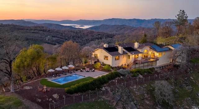 100 Longhorn Ridge Road, Napa, CA 94558 (#321020901) :: Rapisarda Real Estate