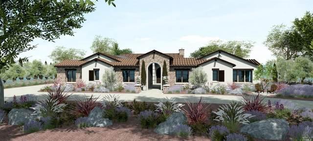 6461 Cottage Ridge Road, Santa Rosa, CA 95403 (#321021797) :: Corcoran Global Living