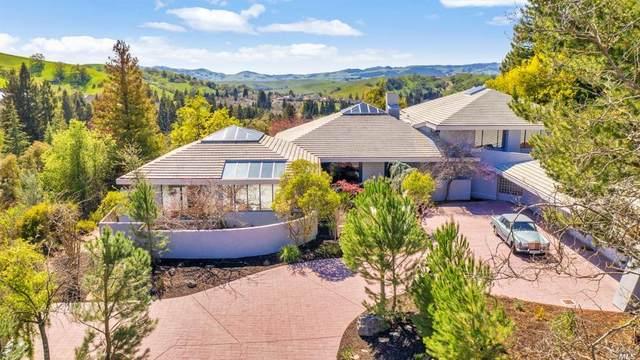 901 Eagle Ridge Drive, Danville, CA 94506 (#321012417) :: Lisa Perotti | Corcoran Global Living