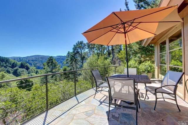 30 Edgehill Road, Mill Valley, CA 94941 (#321026331) :: Hiraeth Homes