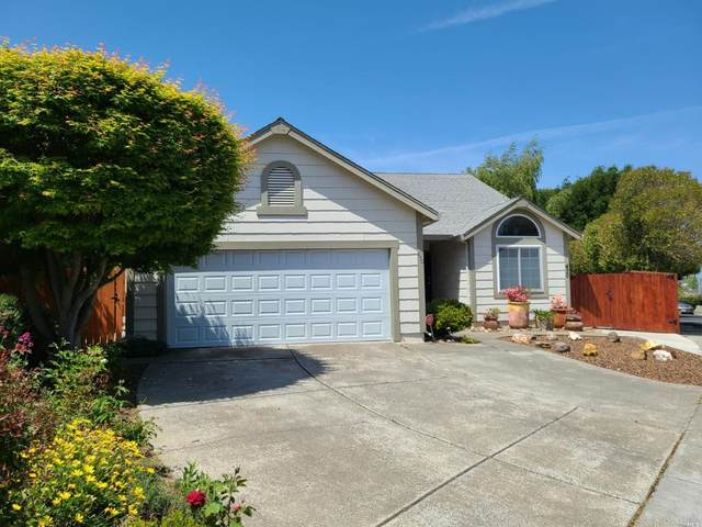 430 Moonraker Drive, Vallejo, CA 94590 (#321029403) :: The Abramowicz Group