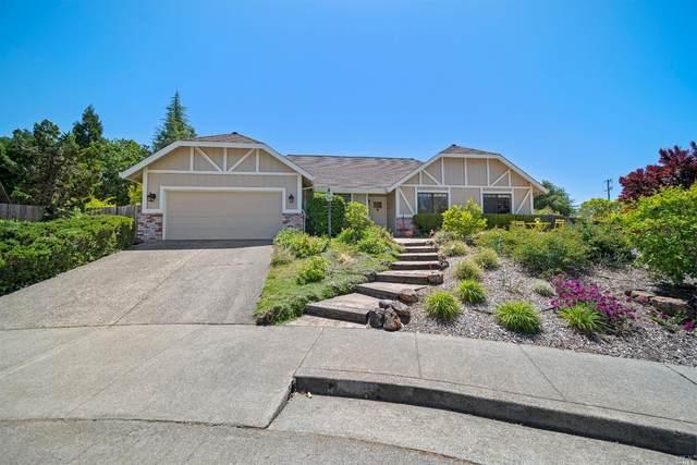 130 Casa Verde Court, Sonoma, CA 95476 (#321029753) :: Lisa Perotti | Corcoran Global Living