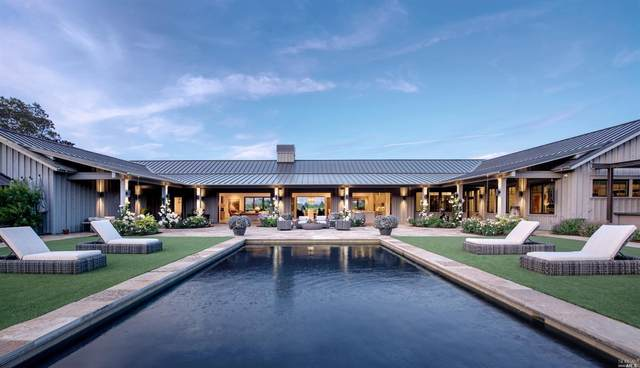 2045 Hoffman Lane, Yountville, CA 94558 (#321032029) :: The Abramowicz Group