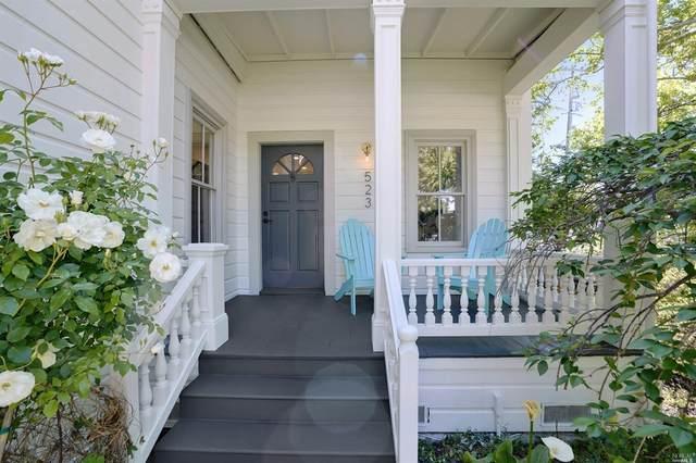 523 B Street, Petaluma, CA 94952 (#321002227) :: The Lucas Group