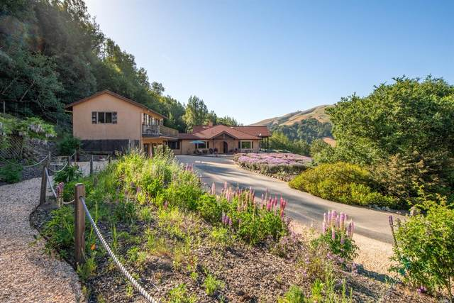 4000 Old Rancheria Road, Nicasio, CA 94946 (#321035233) :: Golden Gate Sotheby's International Realty