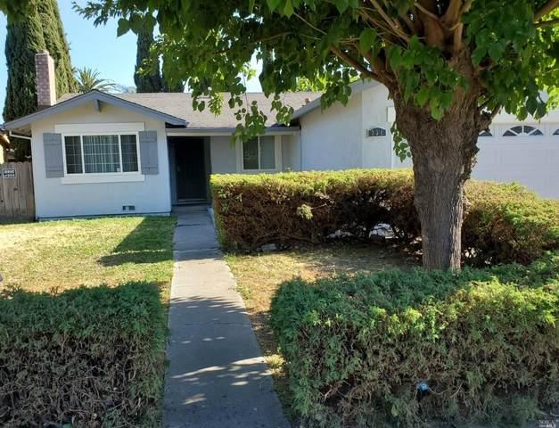 331 Pintail Drive, Suisun City, CA 94585 (#321028750) :: Rapisarda Real Estate