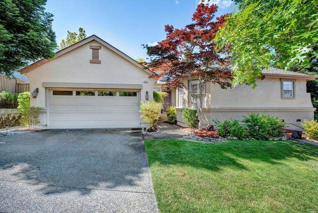5876 Mountain Hawk Drive, Santa Rosa, CA 95409 (#321032473) :: Golden Gate Sotheby's International Realty