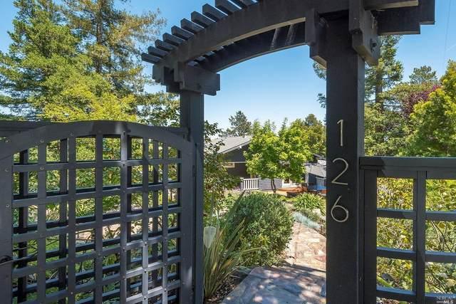 126 Ridge Road, Fairfax, CA 94930 (#321030893) :: Golden Gate Sotheby's International Realty