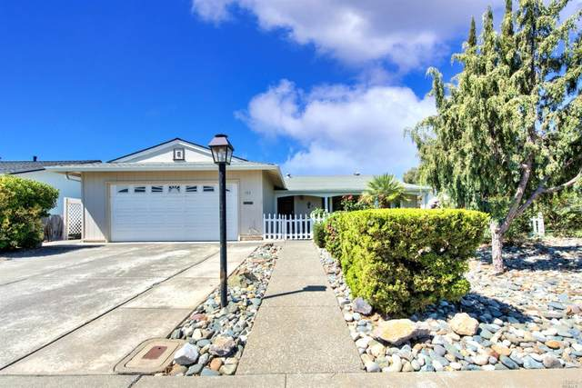 183 Mckinley Circle, Vacaville, CA 95687 (#321047580) :: The Abramowicz Group