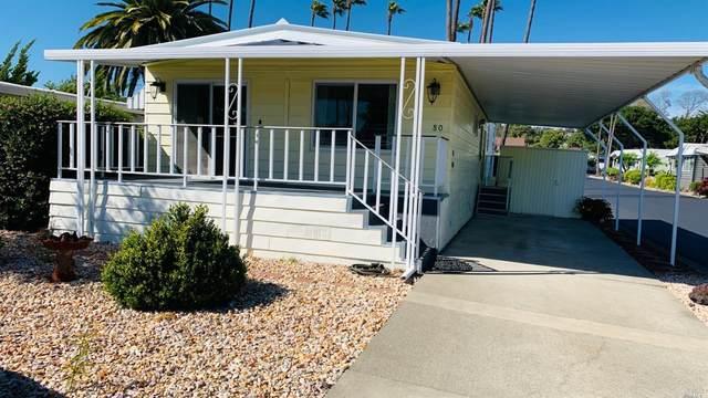 300 E H Street #80, Benicia, CA 94510 (#321049643) :: Lisa Perotti | Corcoran Global Living