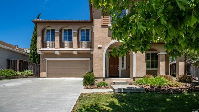 541 Dynasty Drive, Fairfield, CA 94534 (#321049893) :: Intero Real Estate Services