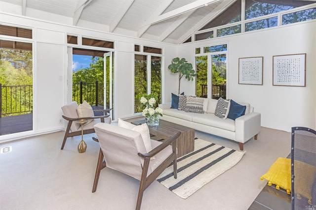 160 Hillside Avenue, Kentfield, CA 94904 (#321049954) :: Lisa Perotti   Corcoran Global Living